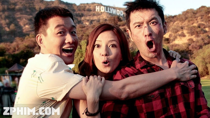 Ảnh trong phim Khuấy Đảo Hollywood - Hollywood Adventures 1