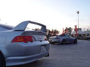 Integra and S2000