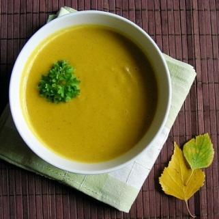 Sopa Crema de Coliflor