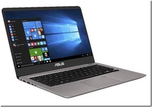 ASUS ZenBook UX410UQ, Ultrabook dengan Grafis Nvidia GeForce 940MX