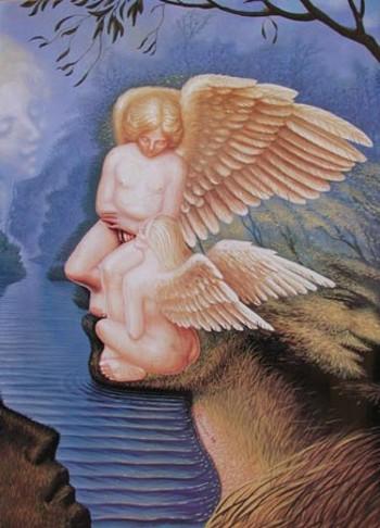 Illusions Angel, Angels 1