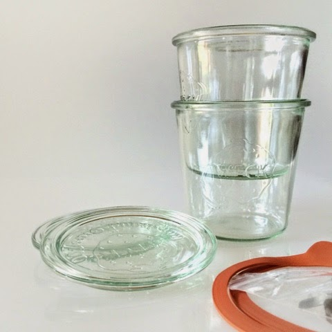 lalasophie rhabarberkuchen im glas. Black Bedroom Furniture Sets. Home Design Ideas