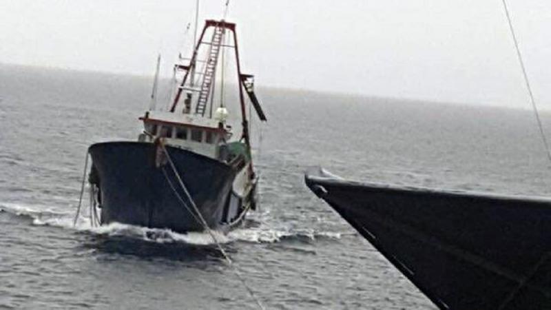 Militer China Diduga Nyamar Jadi Nelayan Ambil Ikan di Natuna