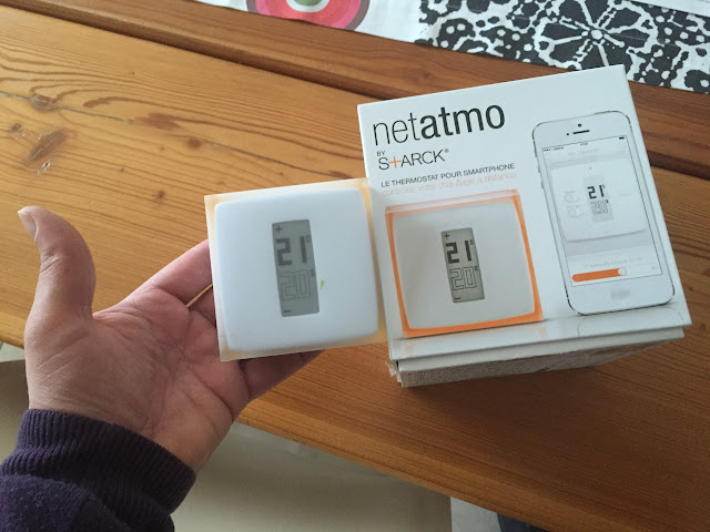 temoignage j 39 ai install le thermostat de netatmo. Black Bedroom Furniture Sets. Home Design Ideas