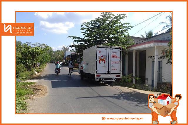 Cho thuê xe tải giá rẻ TPHCM