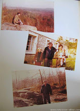 Photo: Лист из фотоальбома ВПН «Авто-био--фото-изо» № 2. Приезд Ники Досенко с детьми в Марлотт, под Фонтебло, январь 1975  http://nekrassov-viktor.com/Friends/Nekrasov-Dosenko-Nika.aspx