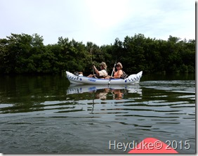 Kayaking Lovers Key SP 009