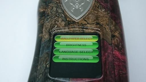 DSC 3110 thumb%255B2%255D - 【MOD】VICIOUS ANT 「KNIGHT STABWOOD #084(SX550J)」レビュー。YiHiハイエンドチップを搭載したスタビMOD!カラー液晶&Bluetooth【高級/スタビライズドウッド/電子タバコ/VAPE/フィリピン製】