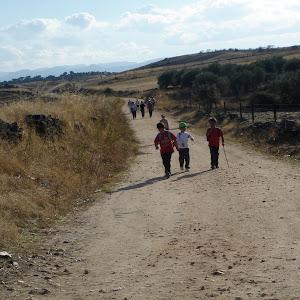 Las Aceñas y los Pozos de Valdeverdeja / 30 Octubre 2011