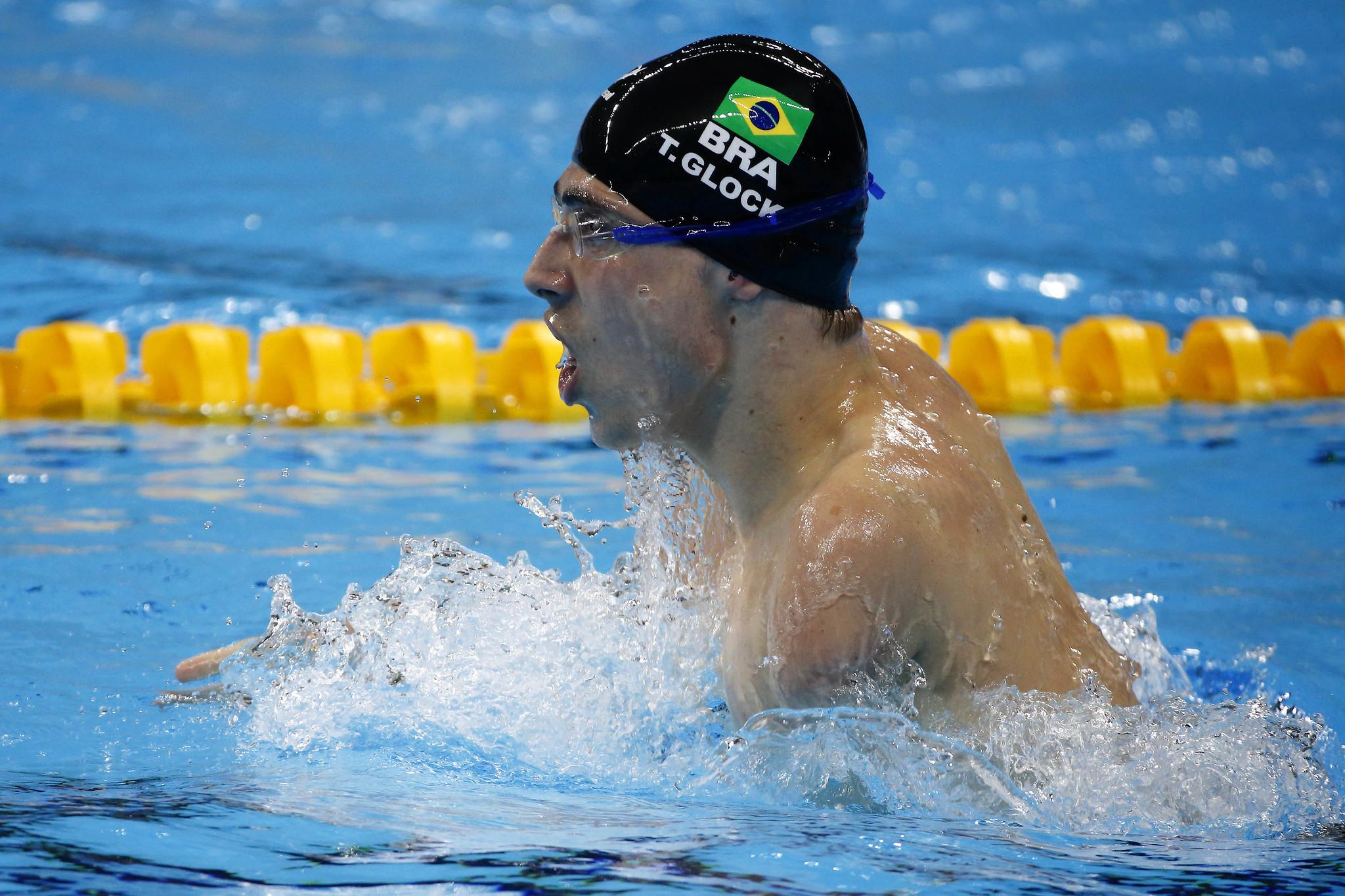 Talison Glock Rio 2016