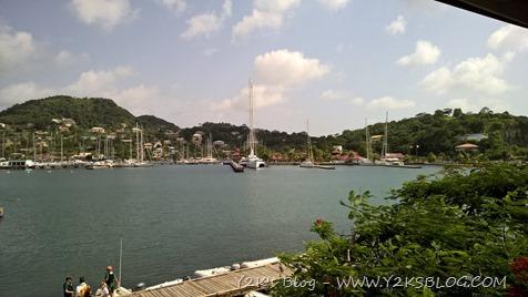 Laguna di Saint George's - Grenada
