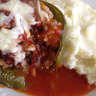 The BEST Classic Stuffed Peppers