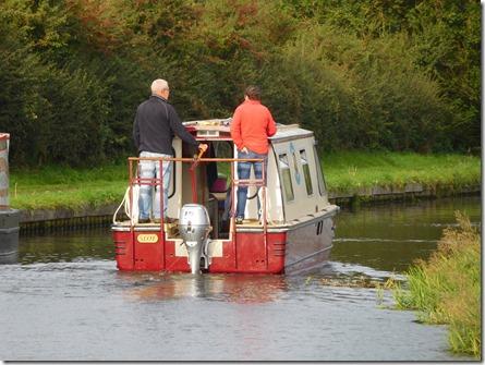 1 trailboat sloe above hinksford lock