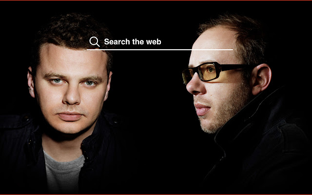 Chemical Brothers HD Wallpapers Tab Theme