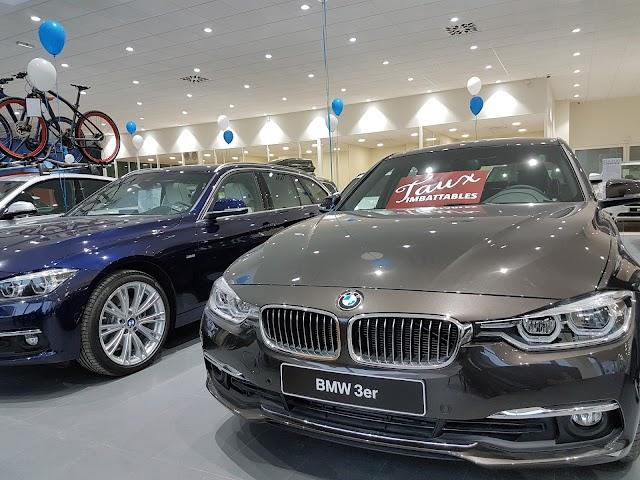 BMW BYmyCAR NOISY