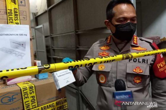 Polisi Periksa Ahli Dari Kemendag Terkait Kasus Dugaan Penimbunan Obat