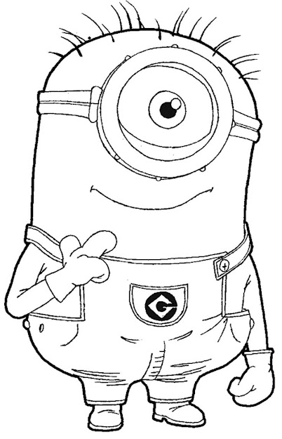 Free Minion Thanksgiving Coloring Pages Free Coloring Pages Of Minions  Minions Coloring Picture Adventure Club