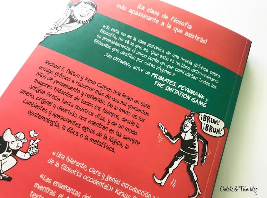 Libro divertido sobre filosofía para niños
