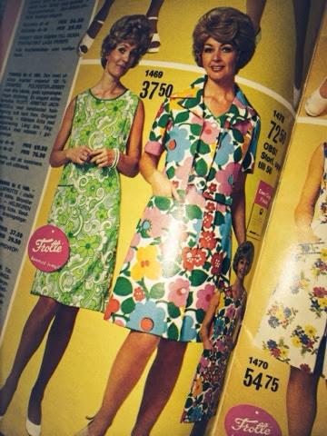 a2943a5b565e Underbara klänningar från 70 talet