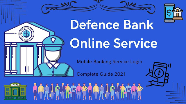 Defence Bank Online Mobile Banking Service Login