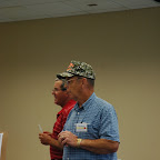 Owen Gleaves and George Wilkerson  lead the auction.
