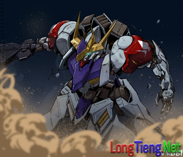 Xem Phim Mobile Suit Gundam: Iron-blooded Orphans 2nd Season - Kidou Senshi Gundam: Tekketsu No Orphans 2nd Season, G-tekketsu 2nd Season - phimtm.com - Ảnh 1