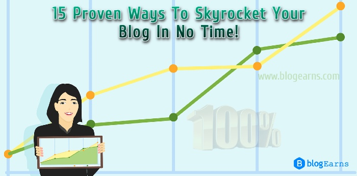 Increase Traffic on Blog in no time