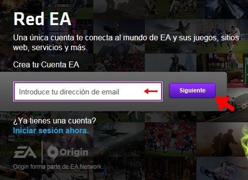 Abrir mi cuenta Electronic Arts - 566