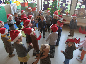 Photo: dansen!! jingle bells