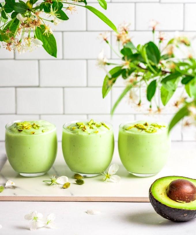 Avocado Lassi Recipe | Breakfast Care