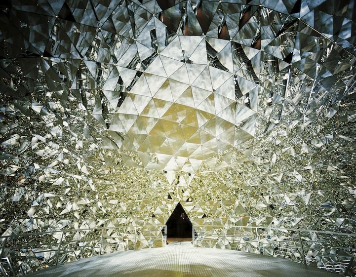 *SWAROVSKI Crystal Worlds:施華洛世奇水晶世界 7