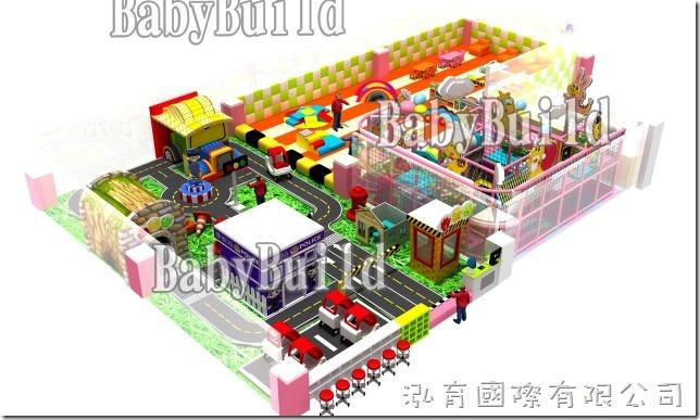 BabyBuild 室內遊戲空間設計規劃