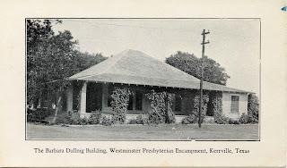 Barbara Dullnig Building Kerrville Texas