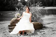 Bruidsreportage (Trouwfotograaf) - Foto van bruid - 025