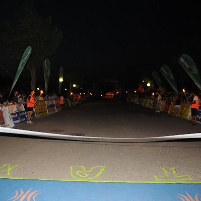 I Carrera Nocturna Piedrabuena 2011 - Llegada