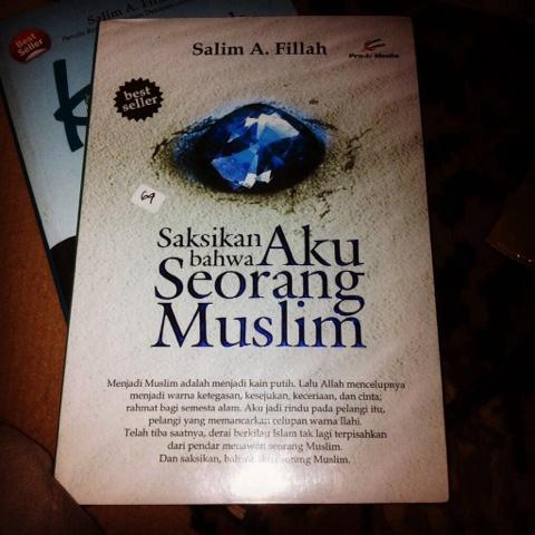 Buku Saksikan Bahwa Aku Seorang Muslim Pdf