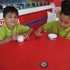 Field Trip to Ice-cream Parlour(Witty World, Sr.Kg.)  27.04.17