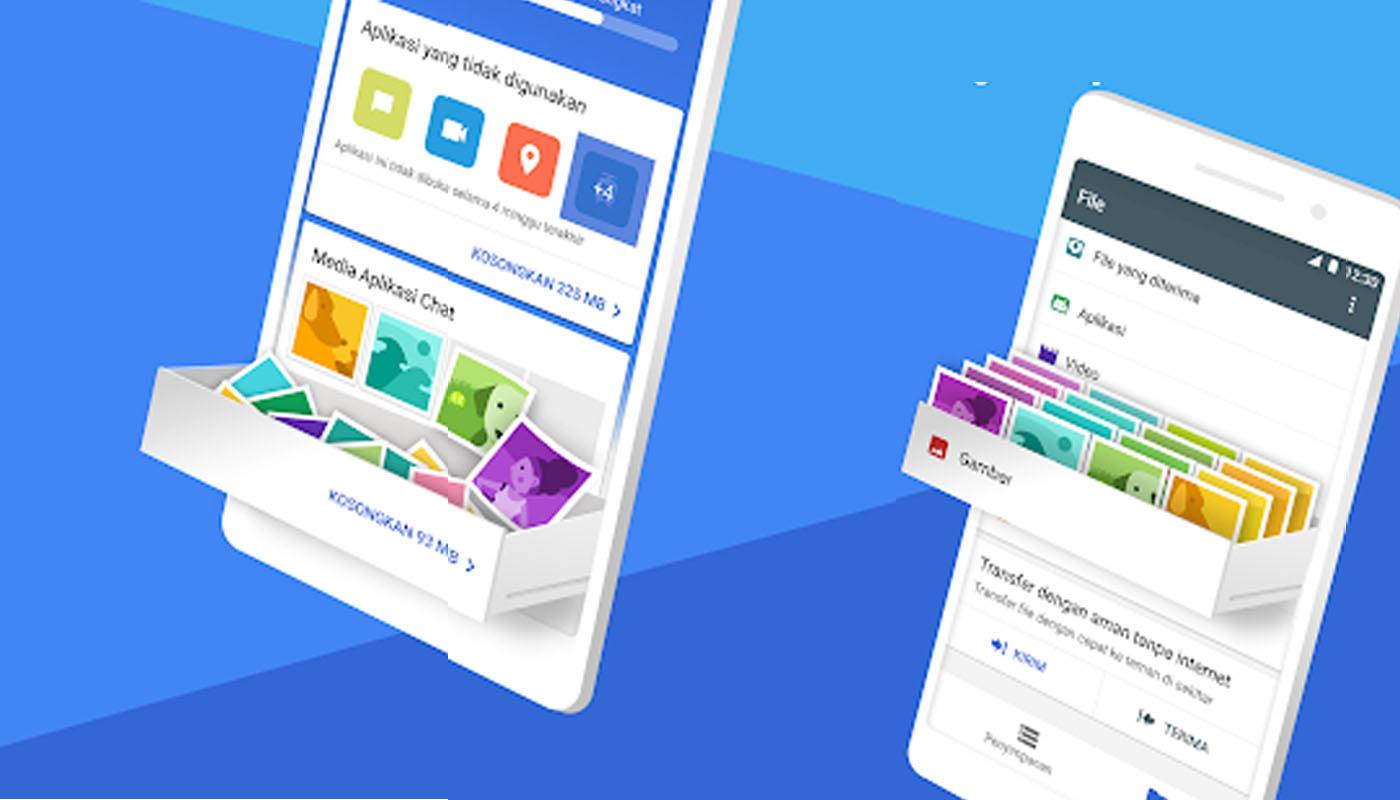 File Go : Aplikasi terbaik untuk melegakan penyimpanan internal android