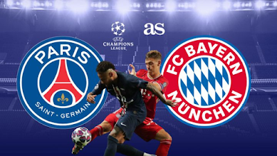 PSG vs Bayern Munich : UCL Quater-final Live Stream