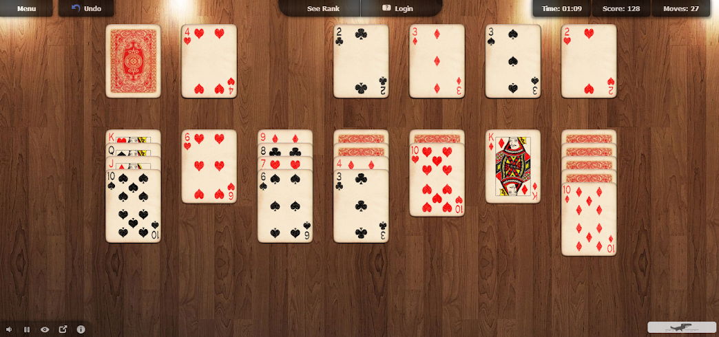 Solitaire Chrome