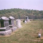 Graham - Robinson Cemetery Grahams Forge, Wythe County, Virginia