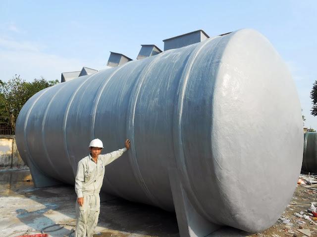 Thắng thầu 20 hệ thống xử lý nước thải sinh hoạt