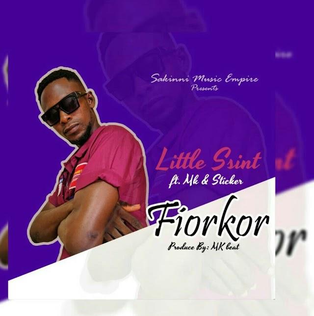 Little Saint - Fiorkor ft. Mk X Sticker (Prod. By MK Beat).