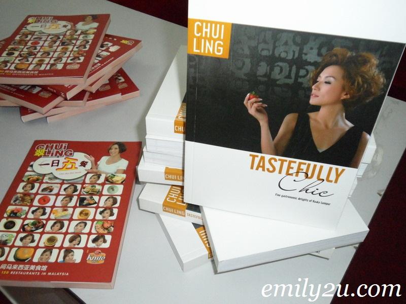 Chui Ling & Iko In @ HOMEX 2011