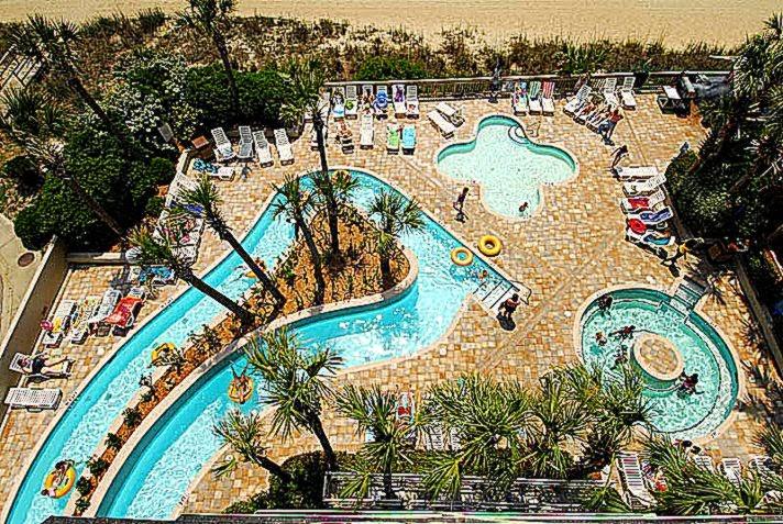 Myrtle Beach Resort Amenities C
