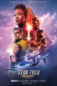 Baixar Série Star Trek Discovery 2ª Temporada Torrent Dublado Grátis