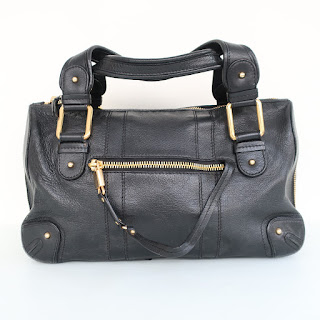 Marc Jacobs Collection Expandable Shoulder Bag