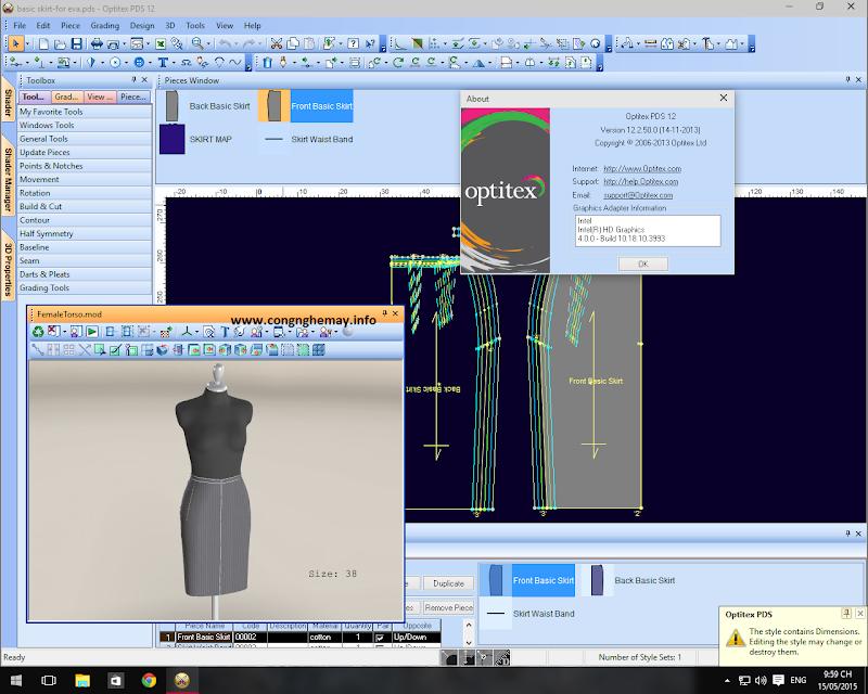 Cài Đặt Lectra-Gerber-Optitex-StyleCad Trên Windows10 X64bit 13