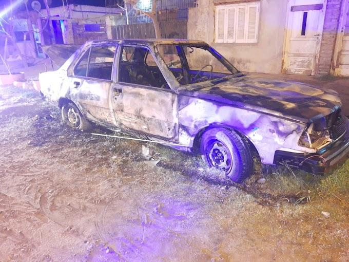 Incendiaron un vehiculo en Alto Verde tras la denuncia de vecinos por balacera