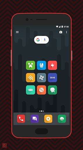 Elta - Flat Style Icon Pack screenshots 2